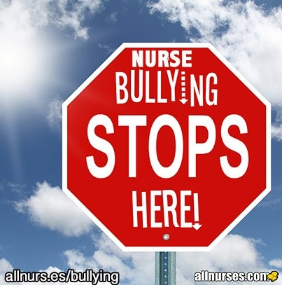 Learn how one nurse deals with bullying in this article: http://allnurs.es/bullying  Do you see bullying in the workplace?