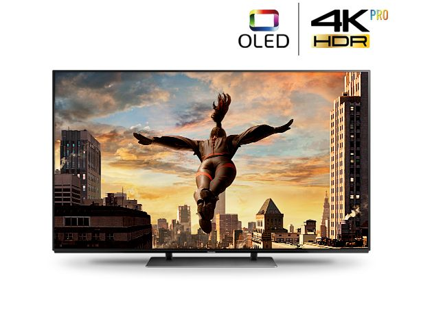 Explore the Panasonic TX-65EZ952B - 4K Ultra HD Televisions - Tuned by filmmakers in Hollywood, this 4K Pro HDR television combines our Studio Colour HCX² processor with a next generation OLED screen to deliver outstanding colour fidelity, contrast and brightness - it's the model discerning Plasma TV owners have been waiting for.