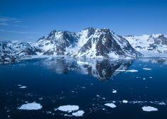 Comment l'océan Arctique est devenu un cul-de-sac pour les déchets en plastique flottants