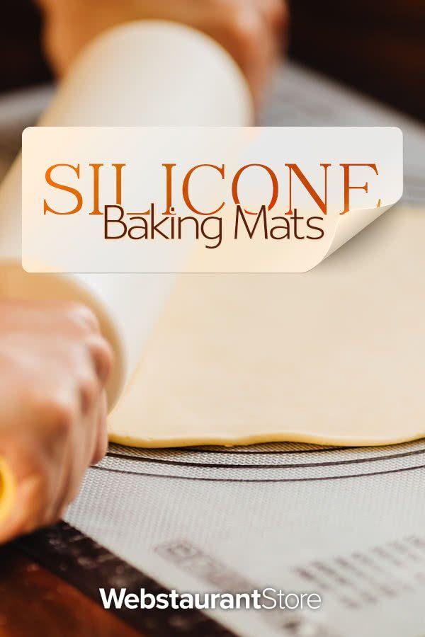 Silicone Baking Mats Explained Silicone Baking Silicone Baking Mat Baking