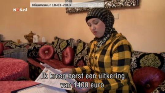 Oproep aan alle Nederlandse weduwen, iedereen in de startblokken! U kunt nu 1400 euro pensioen eisen!