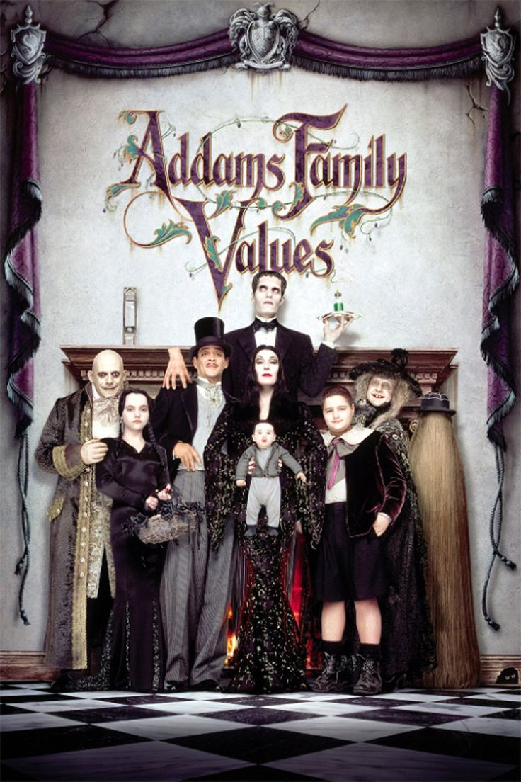 click image to watch Addams Family Values (1993)
