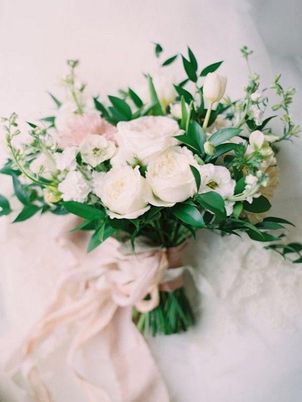 100 Romantic Spring & Summer Wedding Bouquets | Wedding
