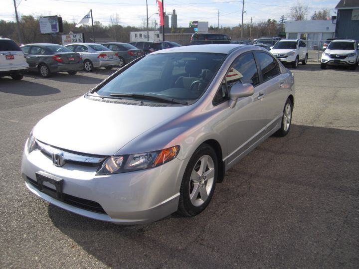 Used 2007 Honda Civic LX for Sale in Simcoe, Ontario | Carpages.ca