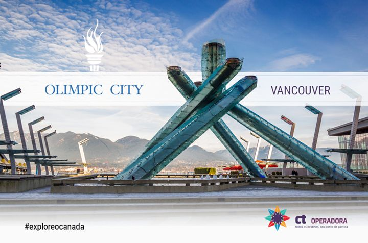 A cidade de Vancouver, em 2010, foi sede dos Jogos Olímpicos de Inverno, realizados entre os dias 12 e 28 de fevereiro. Foi a terceira vez que o país sediou uma Olimpíada. Mais de dois mil atletas de 82 países estiveram presentes nesse evento, onde os atletas canadenses tiveram um desempenho surpreendente conquistando a liderança no quadro de medalhas de ouro. #keepexploring #exploreocanada #vancouver #olimpiccity #extraordináriocanada #vancouveragora #veryvancouver #queroconhecer