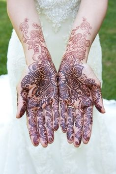 Northern California Indian Fusion Wedding      Repin by Inweddingdress.com