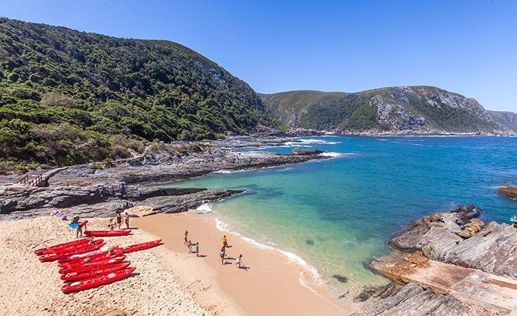 18 beautiful beach camps around South Africa