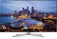 """55"""" 1080p 3D LED TV 3D TV (includes 4 pairs of Samsung active 3D glasses),LED edge backlight with Micro Dimming for superior picture contrast with deep black levels,Internet-ready Smart TV... More"""