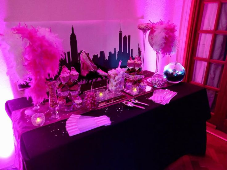 """What a fabulous review from Duncan, thank you so much!  """"Dash of Sparkle transformed a buzzing family day cafe into a stunning evening themed party venue for my wife's 40th Birthday party. Idit is so friendly, enthusiastic, consultative, organised and prompt and managed to bring all ideas to life with a highly personalised and stylish result that was packed full of beautiful details. My wife was utterly delighted with the result and many guests commented on how great it looked!"""""""