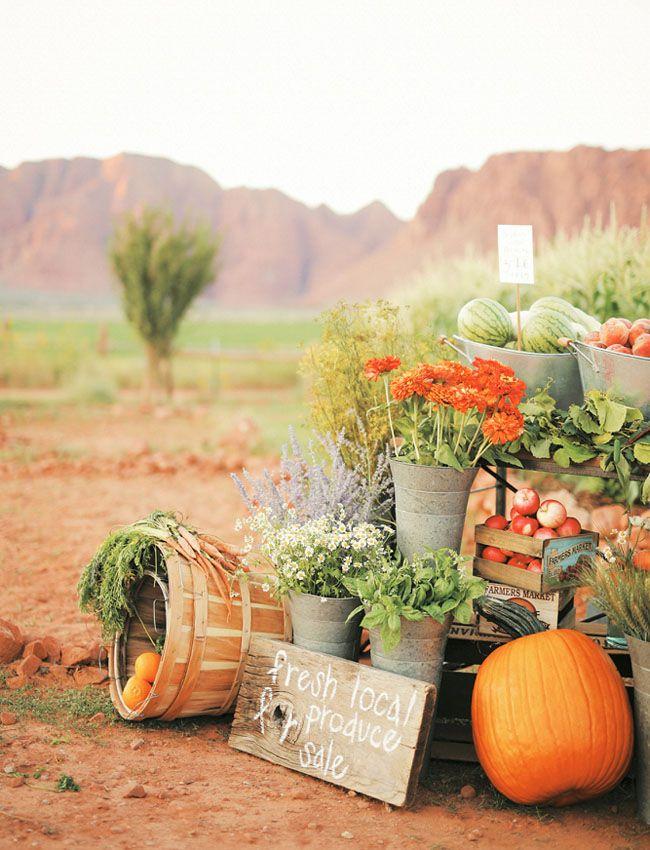 Farm Fresh Inspiration