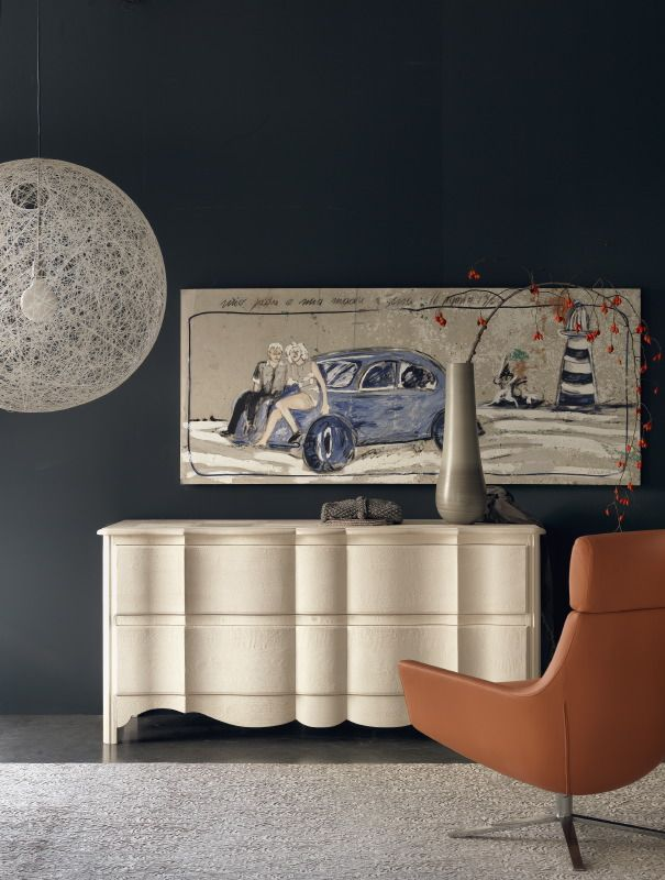 """MM574 Chest of drawers. That small detail that makes the difference and makes it an """"original"""" Marchetti piece. 100% hand made in Italy www.marchettimaison.com"""
