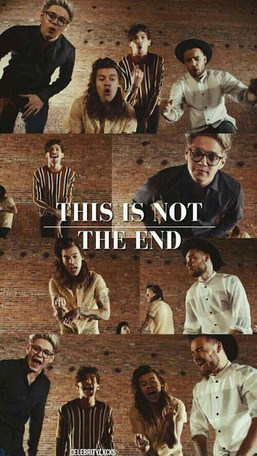THIS IS NOT THE FUCKING END