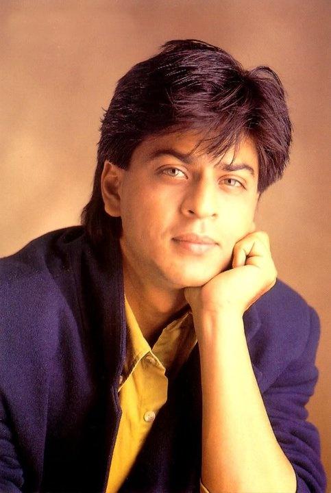 ♛ King Shahrukh Khan ♛  Young :)