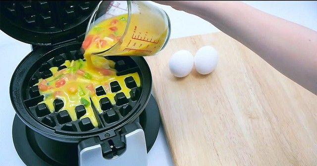 Ritkán használja a gofrisütőjét? Nagy hiba! | Napi Kreatív