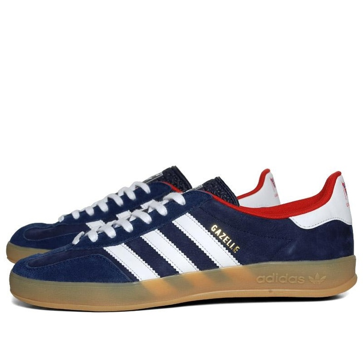 Great colorway on these handball Gazelles.