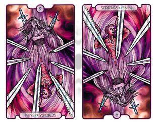 REVELATIONS 9 OF SWORDS