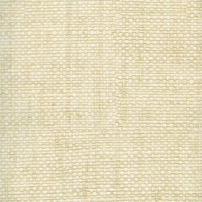 Chesapeake La Costa Beige Faux Grasscloth Wallpaper Sample