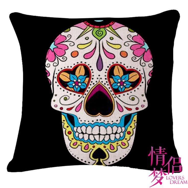 M s de 25 ideas incre bles sobre almohada calavera en for Proveedores decoracion hogar