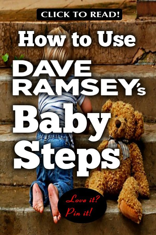 Dave Ramsey's Baby Steps & How They Can Save Your Financial Future