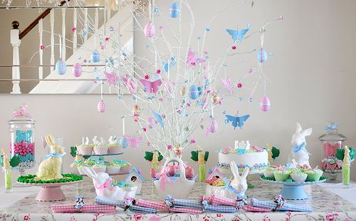 My Easter Table | Flickr - Photo Sharing!
