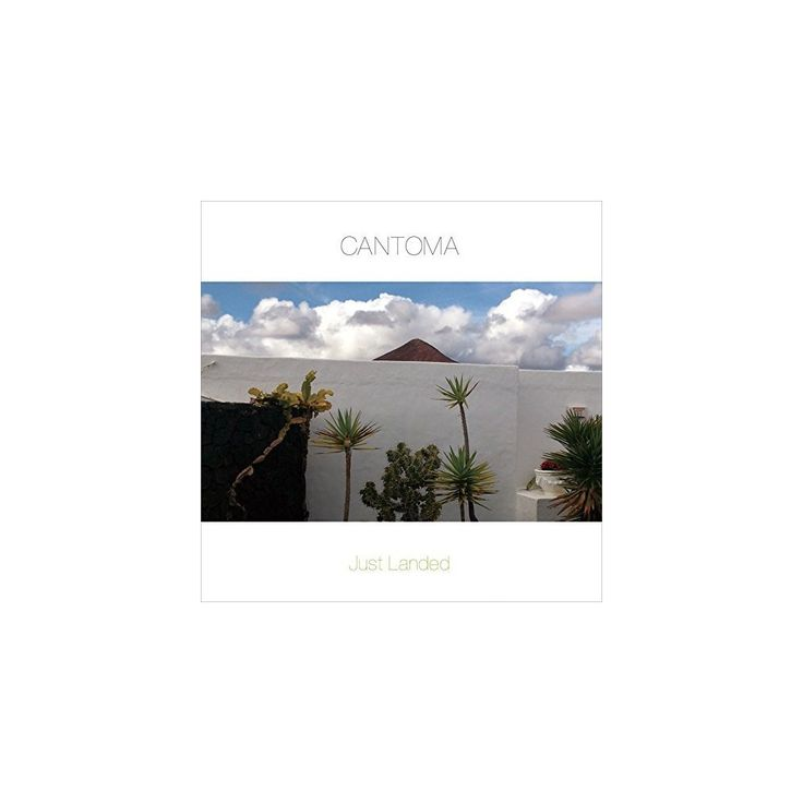 Cantoma - Just Landed (CD)