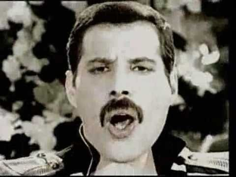 Freddie Mercury - Living On My Own
