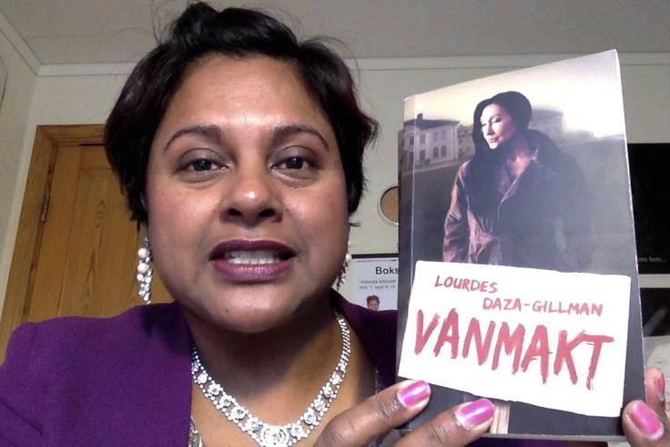 "Dagens boktips i videoformat: Lourdes Daza Gillman, ""Vanmakt"""