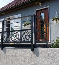 les 25 meilleures id es de la cat gorie garde corps exterieur sur pinterest terrasse jardin. Black Bedroom Furniture Sets. Home Design Ideas