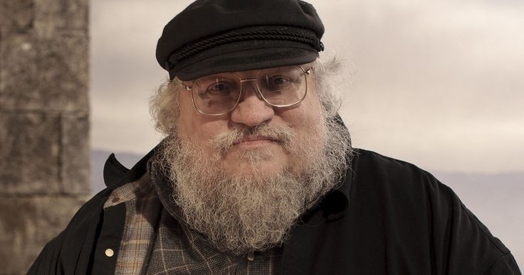 'Game of Thrones' Creator George R.R. Martin Responds to Death Rumors -- Many have confused 'Game of Thrones' author George R.R. Martin with Beatles producer George Martin, who passed away earlier this week. -- http://movieweb.com/game-of-thrones-george-rr-martin-dead-rumors/