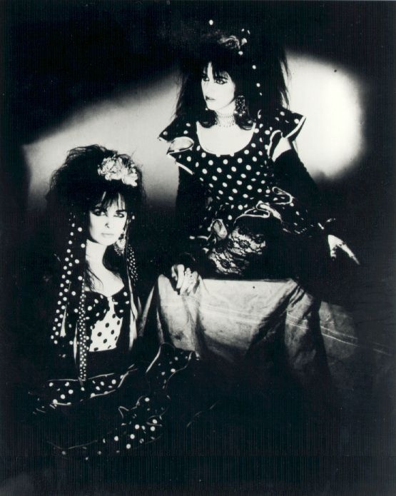 Strawberry Switchblade... the most famous band EVER ... -_-