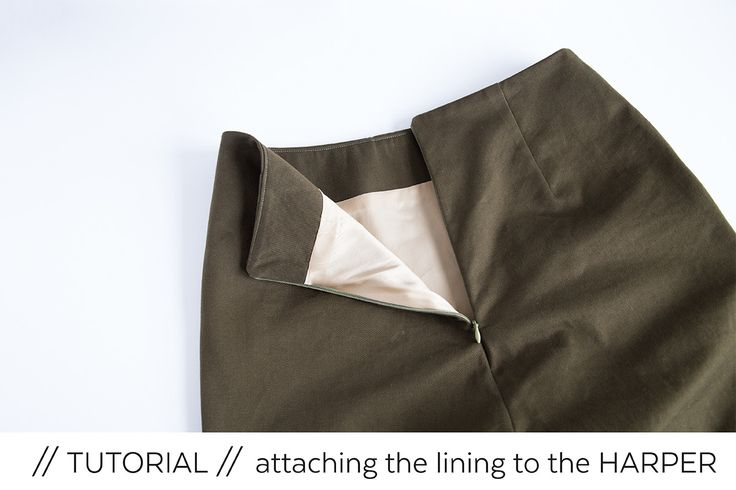 Tutorial // Attaching the Harper Lining http://blog.megannielsen.com/2016/09/attaching-harper-lining/?utm_campaign=coschedule&utm_source=pinterest&utm_medium=Megan%20Nielsen%20Patterns&utm_content=Tutorial%20%2F%2F%20Attaching%20the%20Harper%20Lining