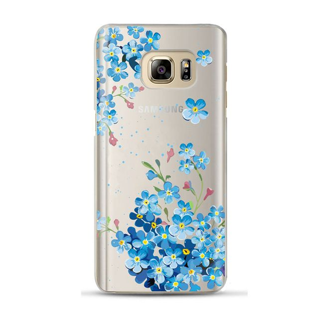 timeless design a50a8 9b79b Vintage Floral Case For Coque Samsung Galaxy Grand Prime S6 S7 Edge ...