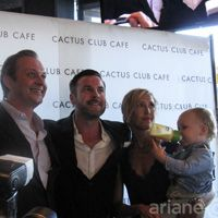 Congrats to Cactus Club Chef Matt Stowe for winning season 3's Top Chef Canada! Viewing party at Coal Harbour Cactus Club, June 10, 2013.