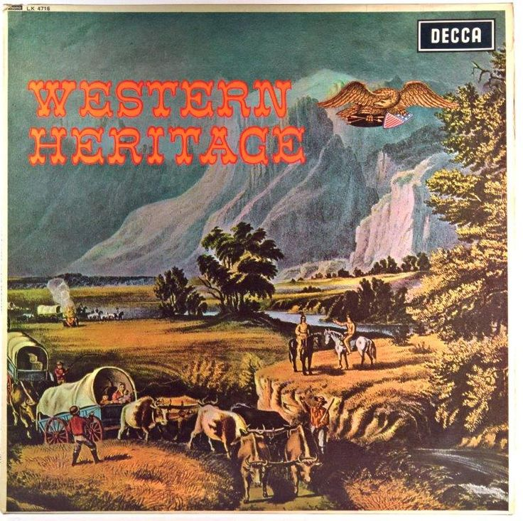 Ted Hockridge - Western Heritage