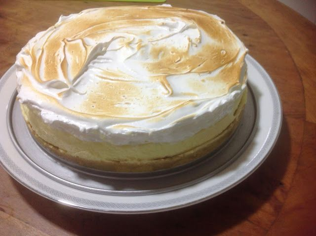 THERMOIPAD: TARTA DE LEMON CURD