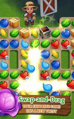 FarmVille: Harvest Swap APK MOD Unlimited Money