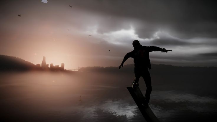 https://flic.kr/p/yfhLHF | All That Remains | inFAMOUS: Second Son