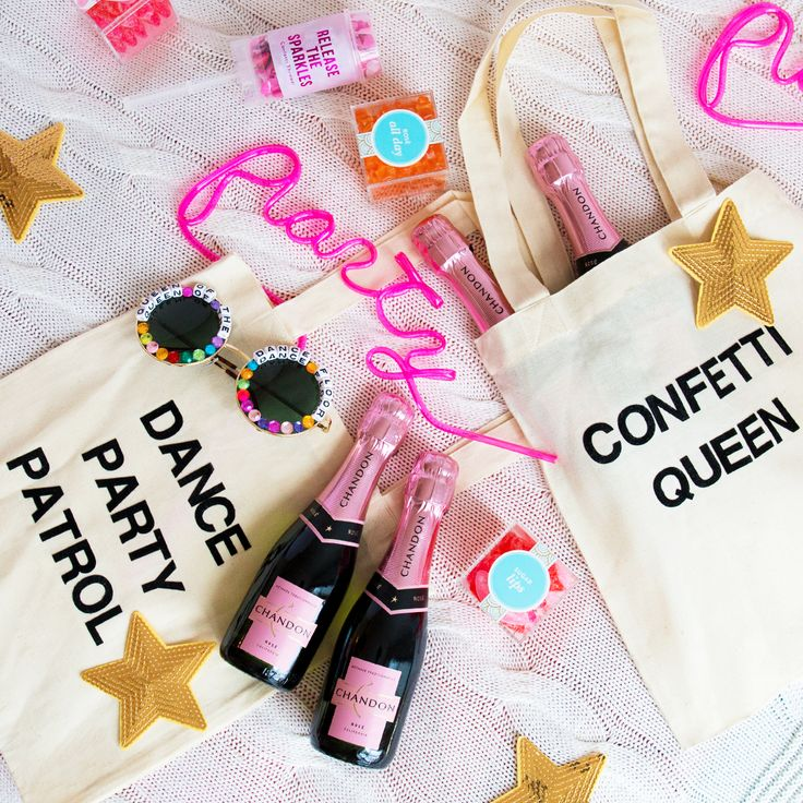 Altar Ego Wedding: Instead Of Traditional Bridesmaid Gifts, Personalize Totes