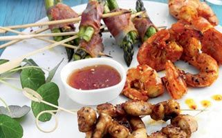 Tre grill starters