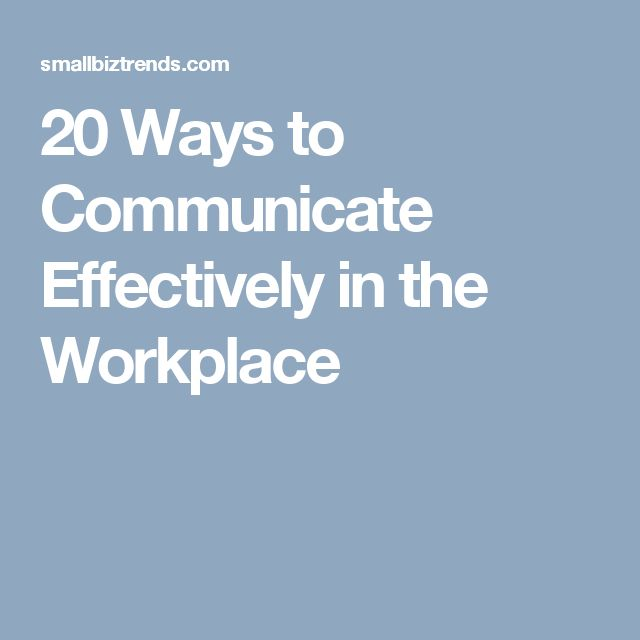 9 best Workplace Communication images on Pinterest Business - inter office communication