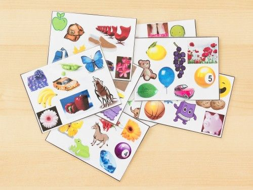 Color Games for Toddlers - Free I Spy Cards from Moms Have Questions Too