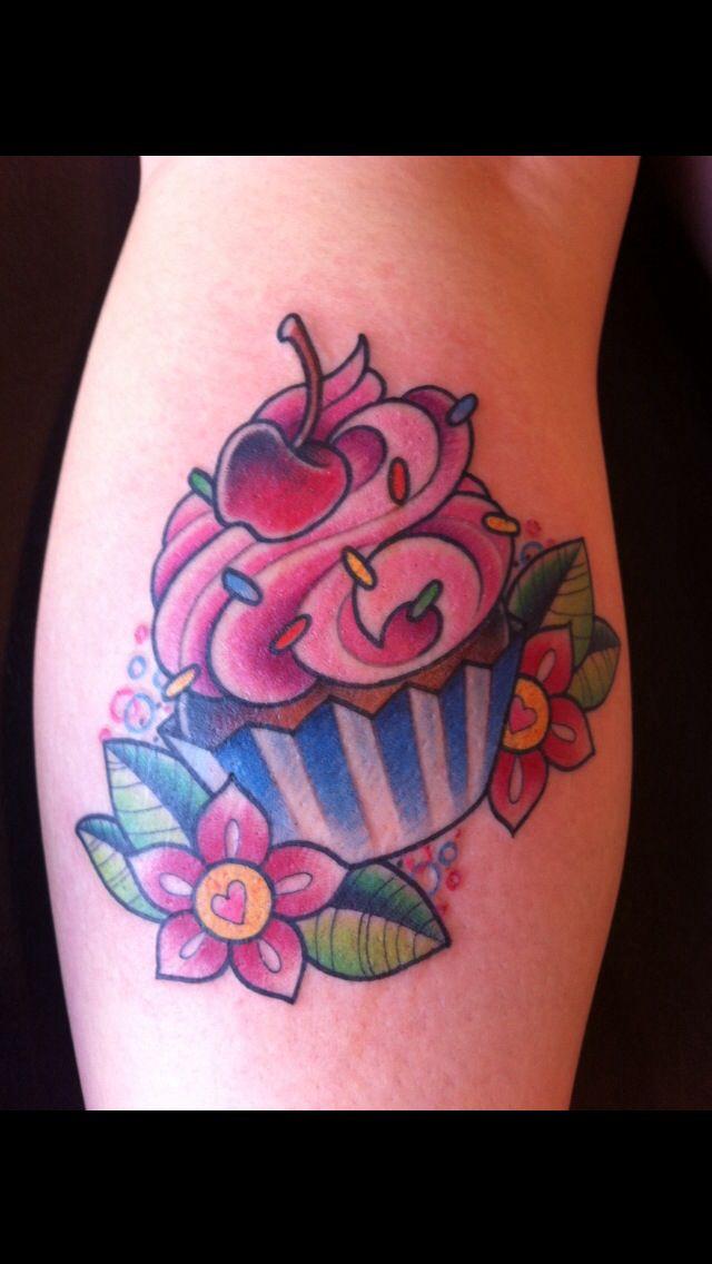 Cupcake tattooCupcake Tattoo, 6401136 Pixel, Ink