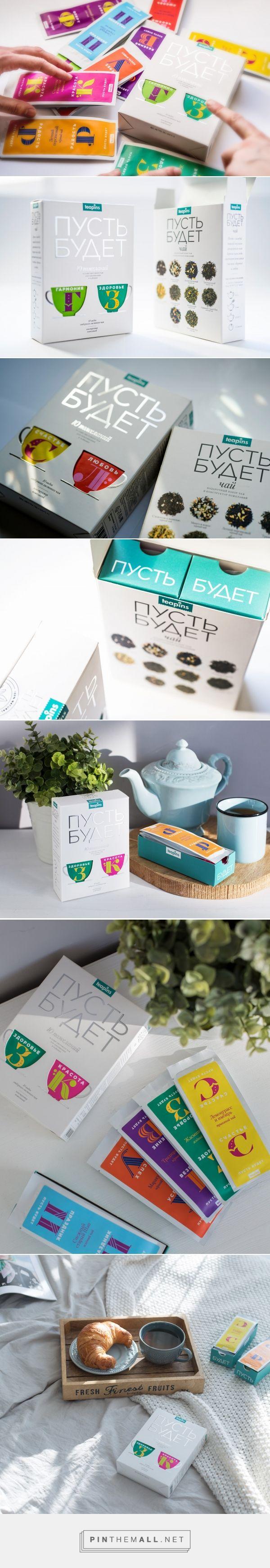 I Wish You - tea gift packaging design by Ohmybrand - https://www.packagingoftheworld.com/2018/04/i-wish-you.html