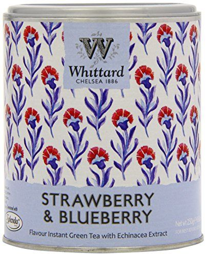 Whittard Strawberry & Blueberry instant tea