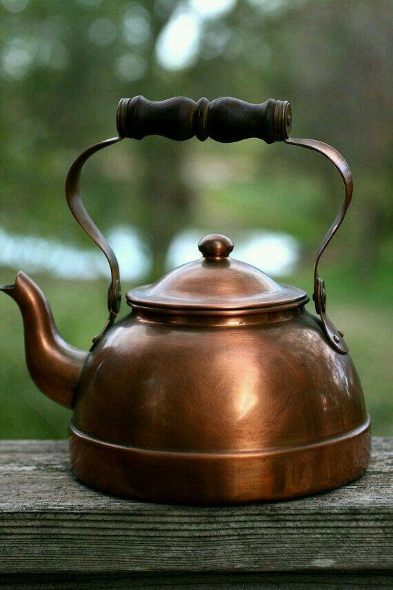 Asian Cast Iron Teapot