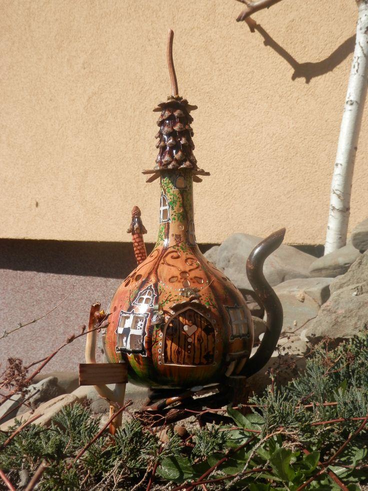 fairy house gourd