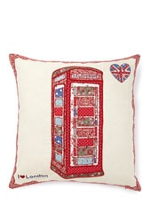Patchwork Telephone Cushion