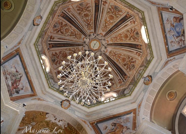 San Michele is a church in Cagliari
