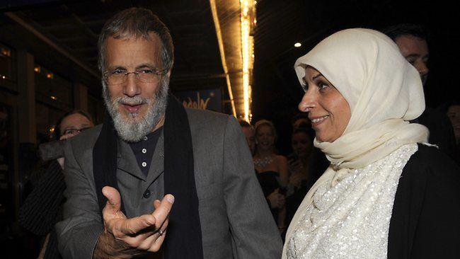 yusuf islam e la moglia fauzia mubarak ali cat stevens