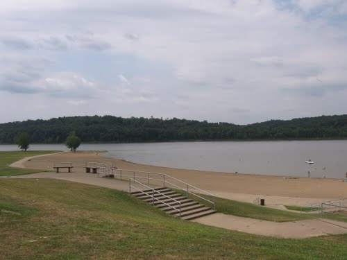 Dillon state park in nashport ohio my first job my for Dillon reservoir fishing